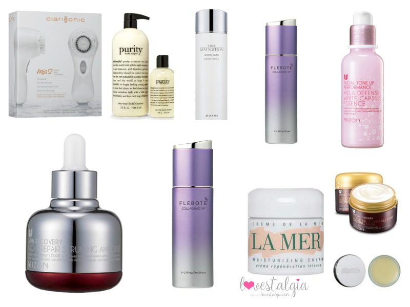 {Beauty} Favorite Skincare Products