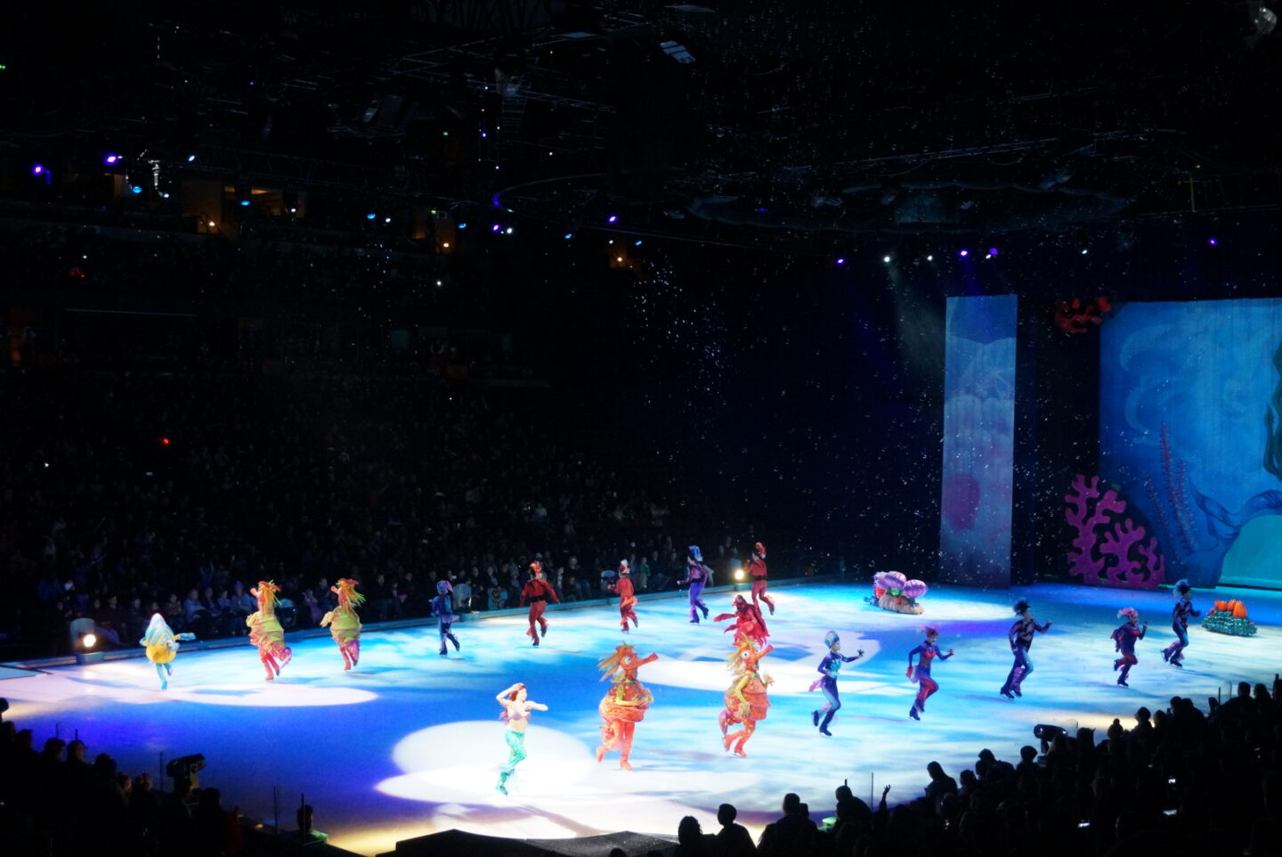 {Review} Disney on Ice: Worlds of Enchantment