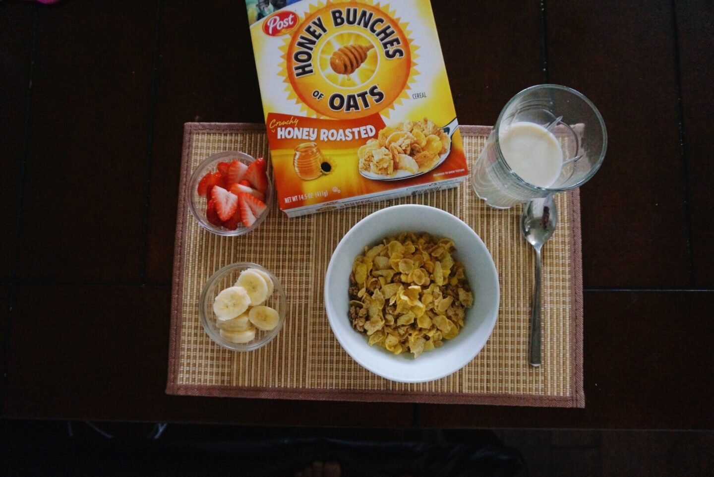 Jump Start Your Mornings with Honey Bunches of Oats®