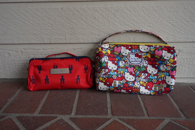 Jujube Cape Cod Be Set and Hello Kitty Tick Tock Be Quick