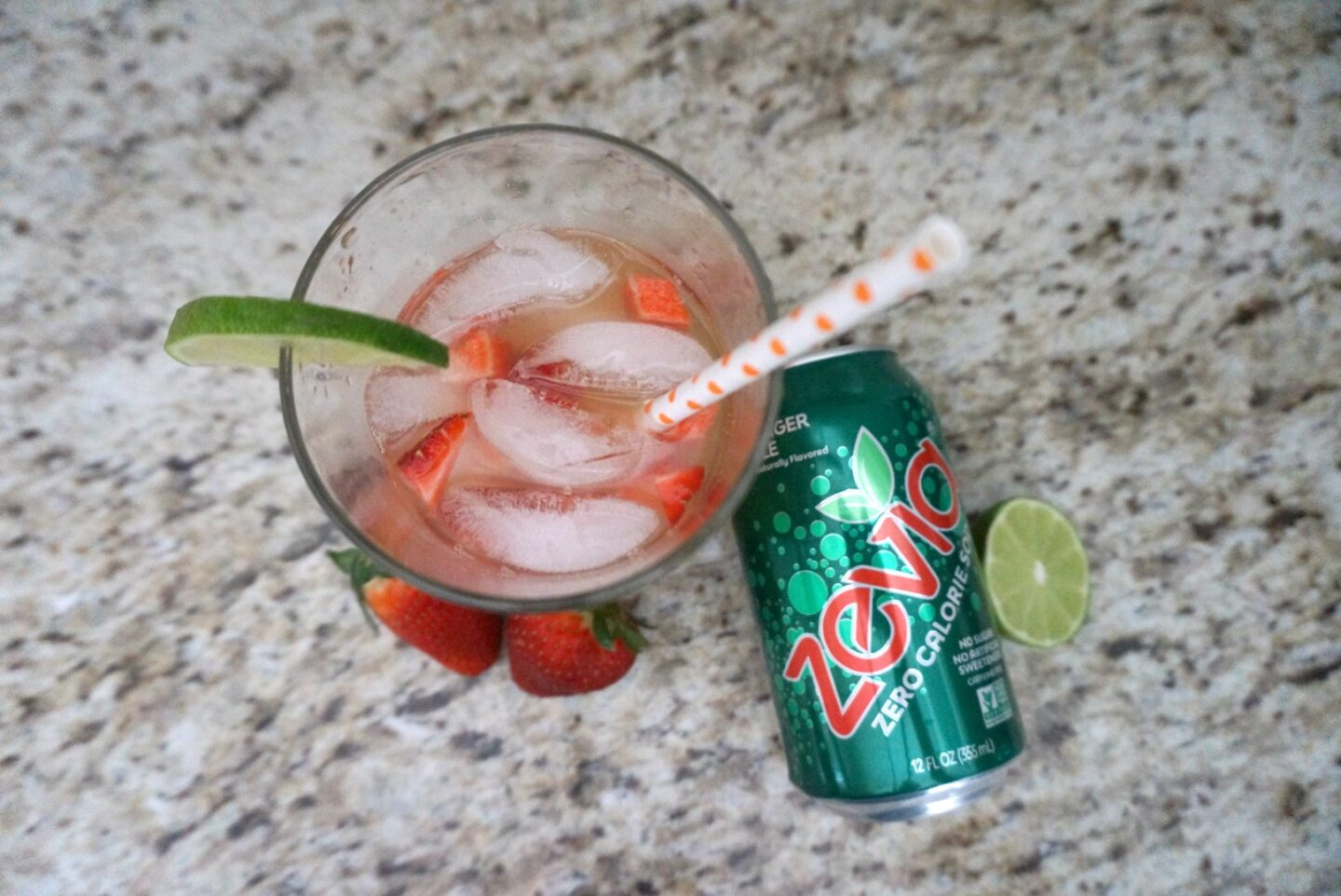 The Perfect Summer Mocktail with Zevia