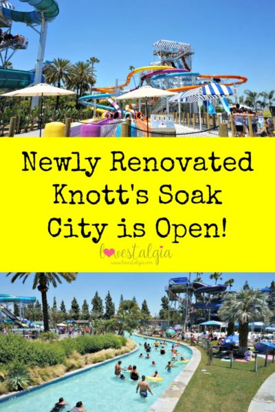 Knotts Soak City Expansion