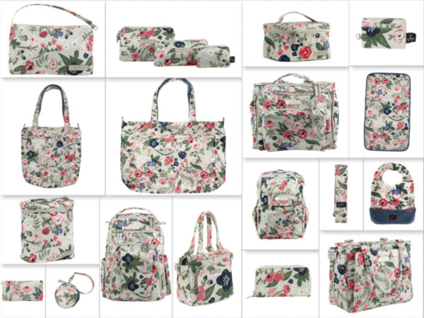 Jujube Rosy Posy All Prints