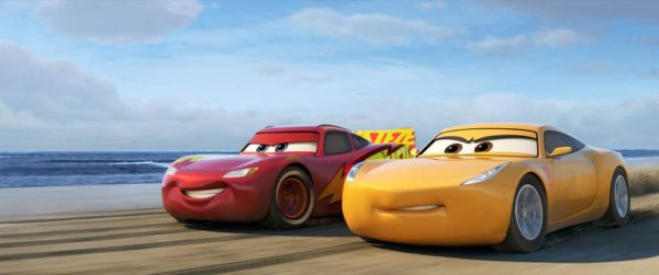 Cars3 Lightning McQueen Cruz Ramirez