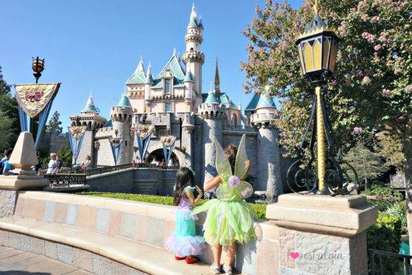Sleeping Beauty Castle Disneyland best place to take pictures Instagram