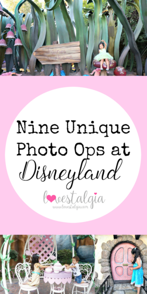 Disneyland best place to take pictures Instagram Disney Photo Ops