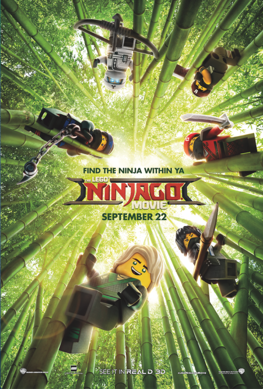 Why You Should Watch The Lego Ninjago Movie
