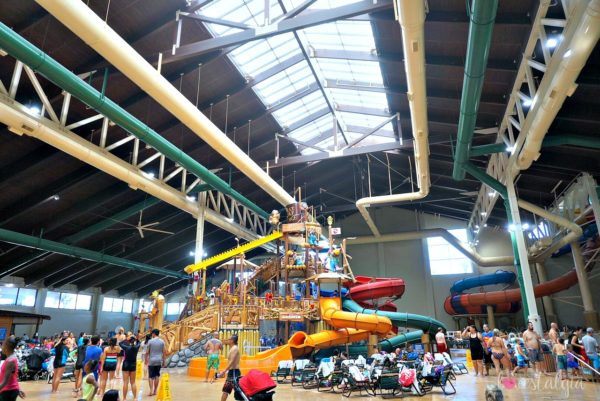 Great Wolf Lodge Southern California Water Park