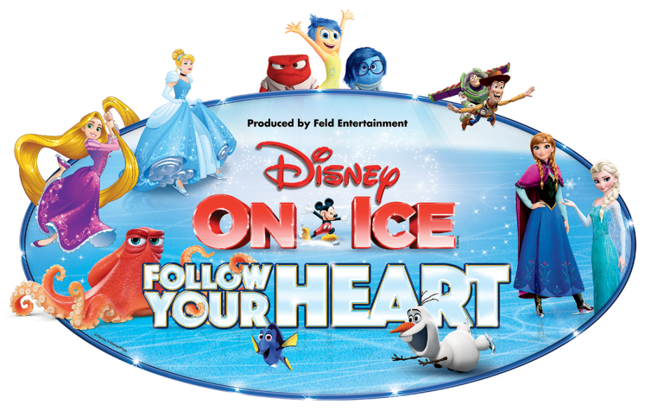 Disney On Ice: Follow Your Heart Tickets on Sale