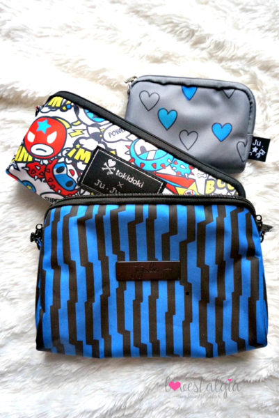 Ju-Ju-Be Electric Black Tokidoki Sweet Victory Rad Hearts