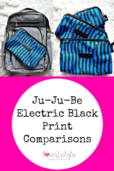 Ju-Ju-Be Electric Black Print Comparison