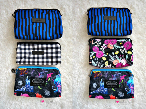 Jujube black and bloom gingham style print comparison floral diaper bag electric black cute but deadly world of warcraft