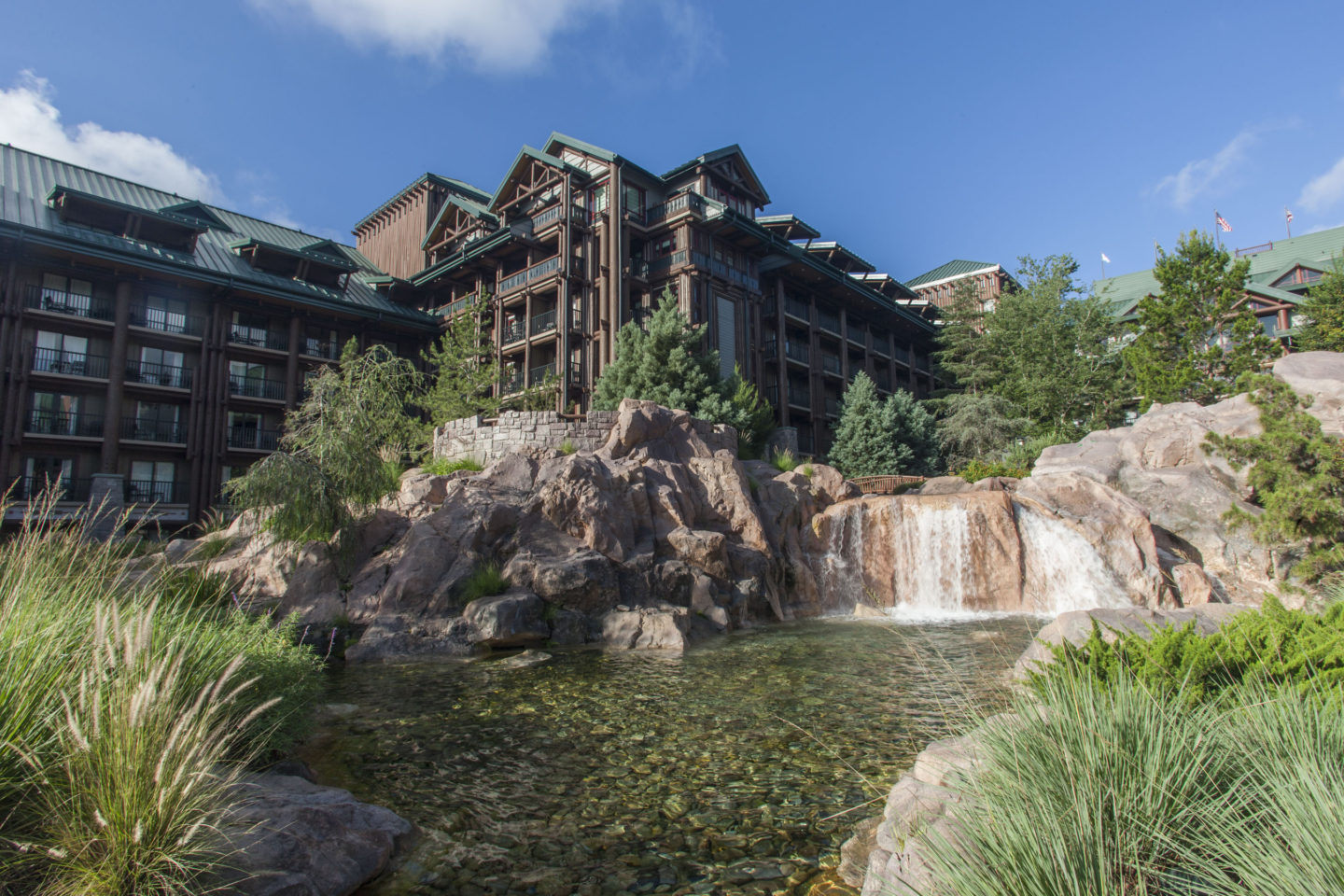 Disney Signature Experiences Disney Vacation Club Time Share Copper Creek Villas Disney Beyond the Parks