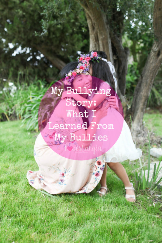 bullying, anti-bullying, mommy and me, floral crowns, mother and daughter