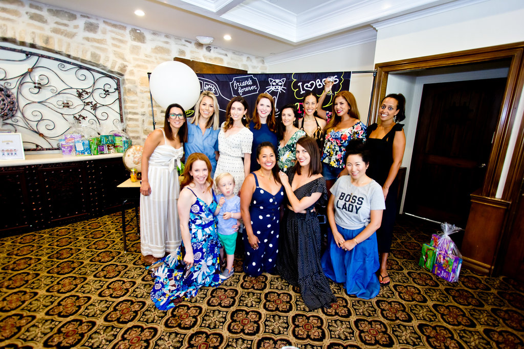 the millennial mamas, back to school, westlake village inn