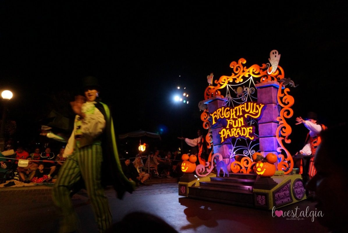Mickeys Halloween Party, Disneyland, Halloween Party, Disney, Frightfully Fun Parade