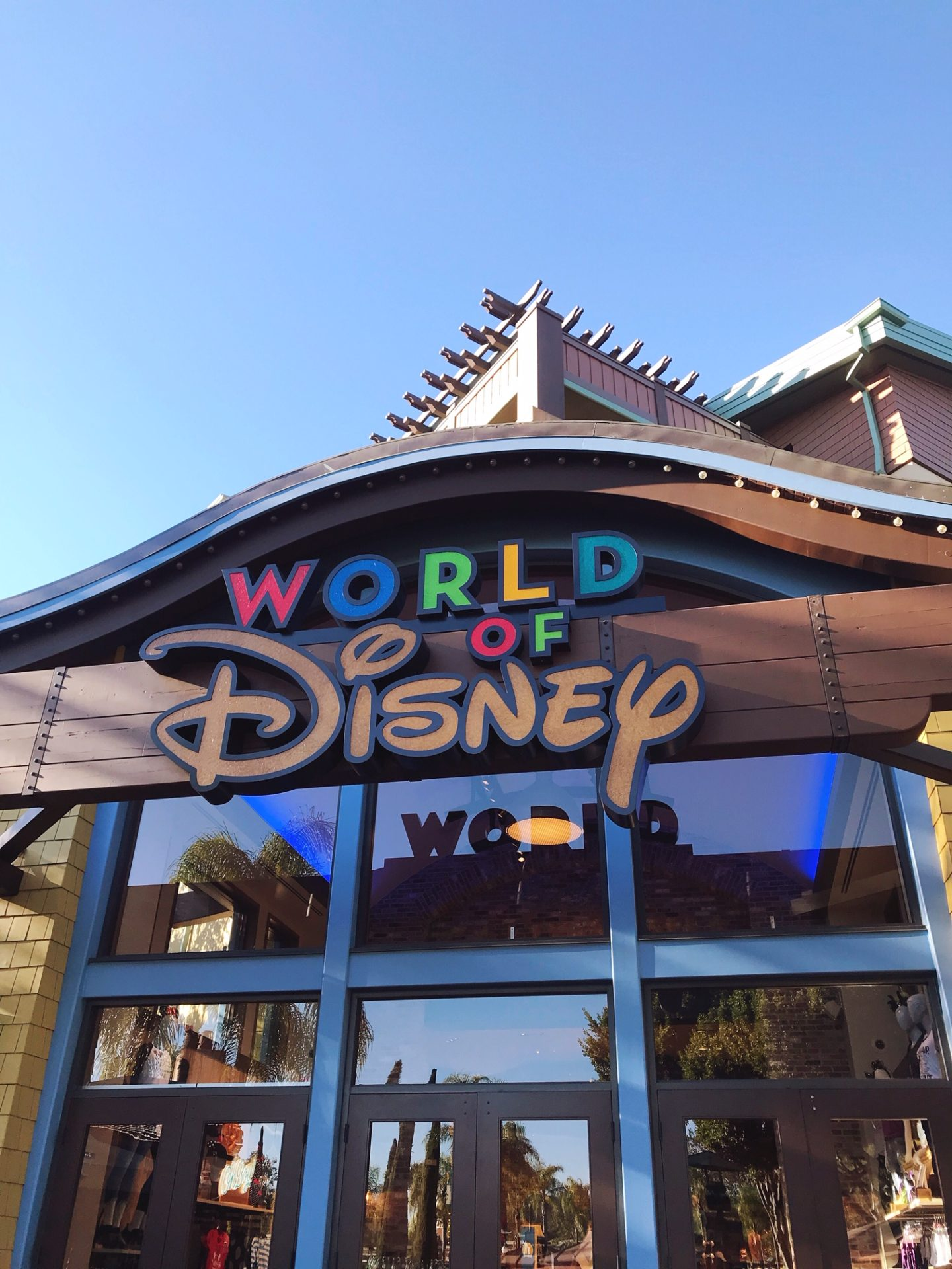 The Reimagined World of Disney is Opening!