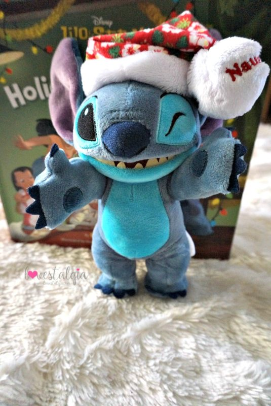 holiday mischief with stitch, stitch holiday, disney, lilo and stitch, elf on the shelf, christmas traditions, christmas, holidays