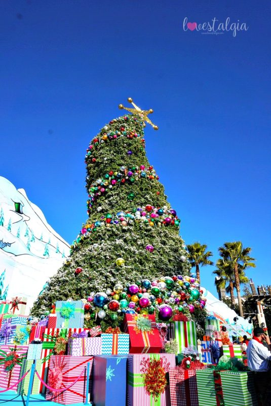Celebrate the Holidays at Universal Studios Hollywood!
