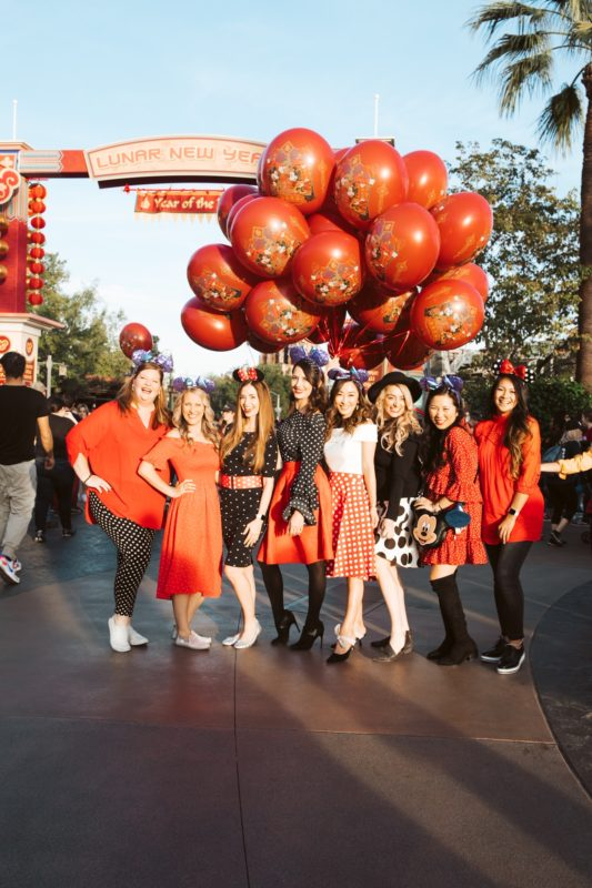 Celebrate the Lunar New Year With a Disney Girls Night Out
